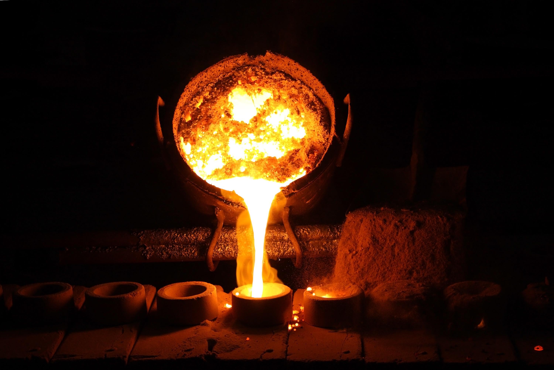 molten-sample