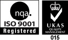 Keystone is an ISO 9001 registered facility.