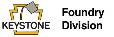 Keystone Foundry Division